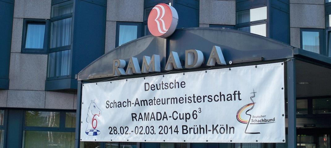 Hotel-RAMADA Brühl