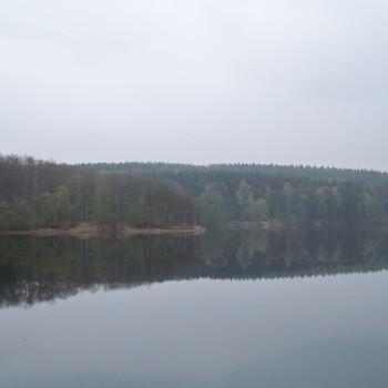 Erholungsgebiet Steinbachtalsperre © Thilo Götze