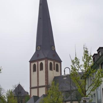 Kirche in Euskirchen © Thilo Götze