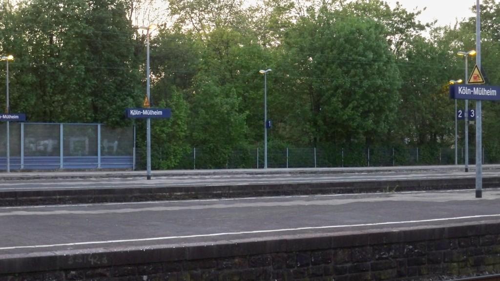 S-Bahnhof Köln-Mülheim © Thilo Götze
