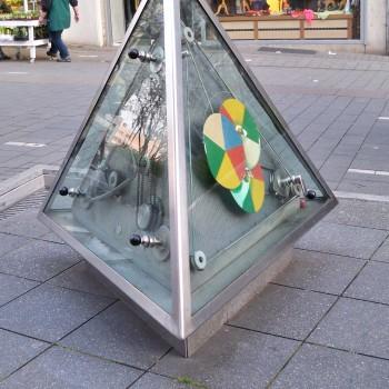 Technische Kunst in Mülheim an der Ruhr © Thilo Götze