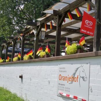 Stilechte Gaststätte Reitercasino am Fühlinger See © Landesblog-NRW-braucht-das.de