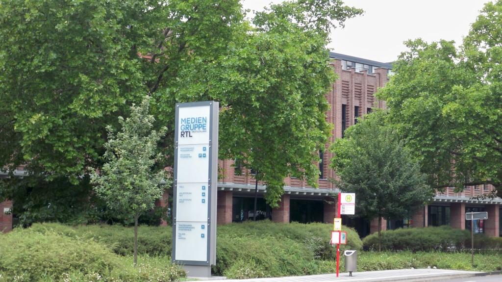 Büros von RTL in Köln © Landesblog NRW