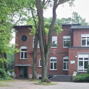 Originalgebäude der RTL-Serie Die Wache © Landesblog NRW
