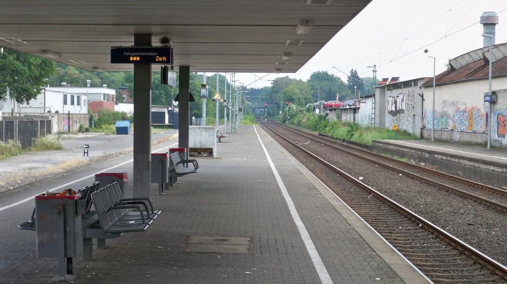 S-Bahnhof Dellbrück Drehort TV-Serie Die Wache © Landesblog NRW