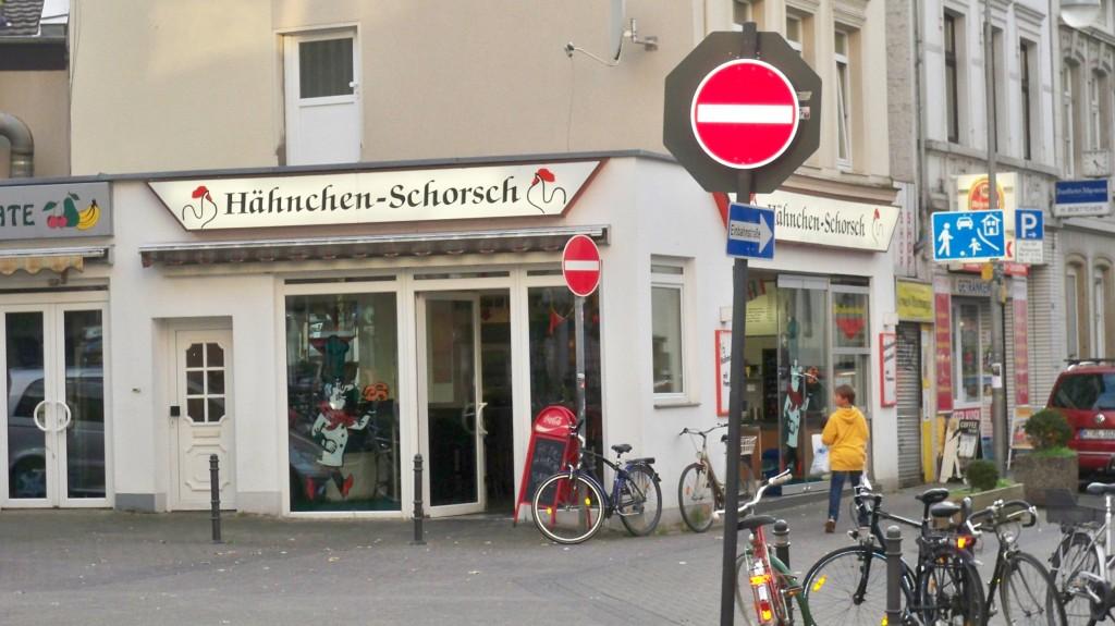 Hähnchen Schorsch in Köln-Nippes © landesblog-nrw-braucht-das.de