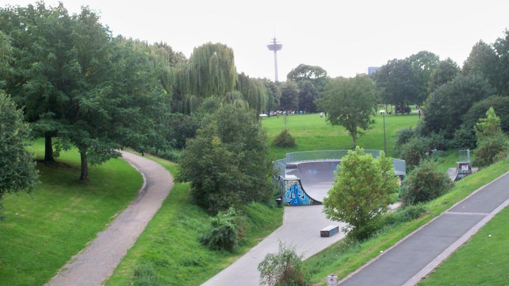 Park in Nippes © landesblog-nrw-braucht-das.de