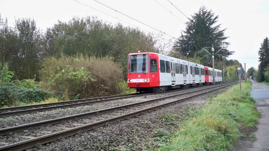 Überland Straßenbahn Köln KVB Linie 18 Richtung Thielenbruch © Landesblog NRW