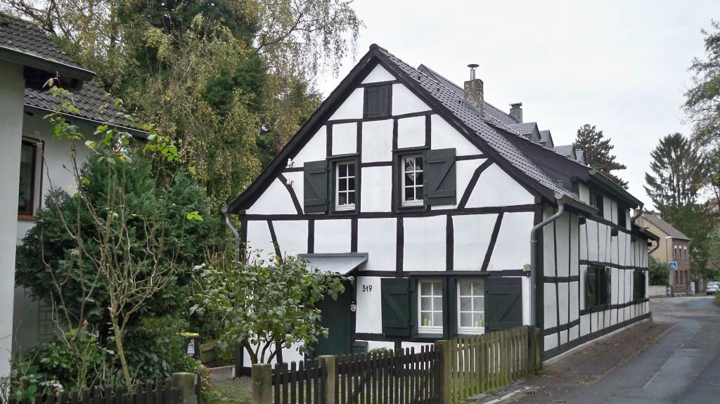 Denkmalgeschützte Häuser Köln Holweide © Landesblog NRW