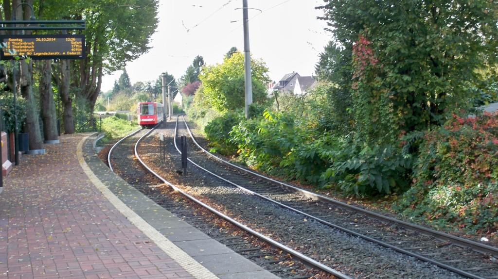 KVB Haltestelle Dellbrück Köln © Landesblog NRW