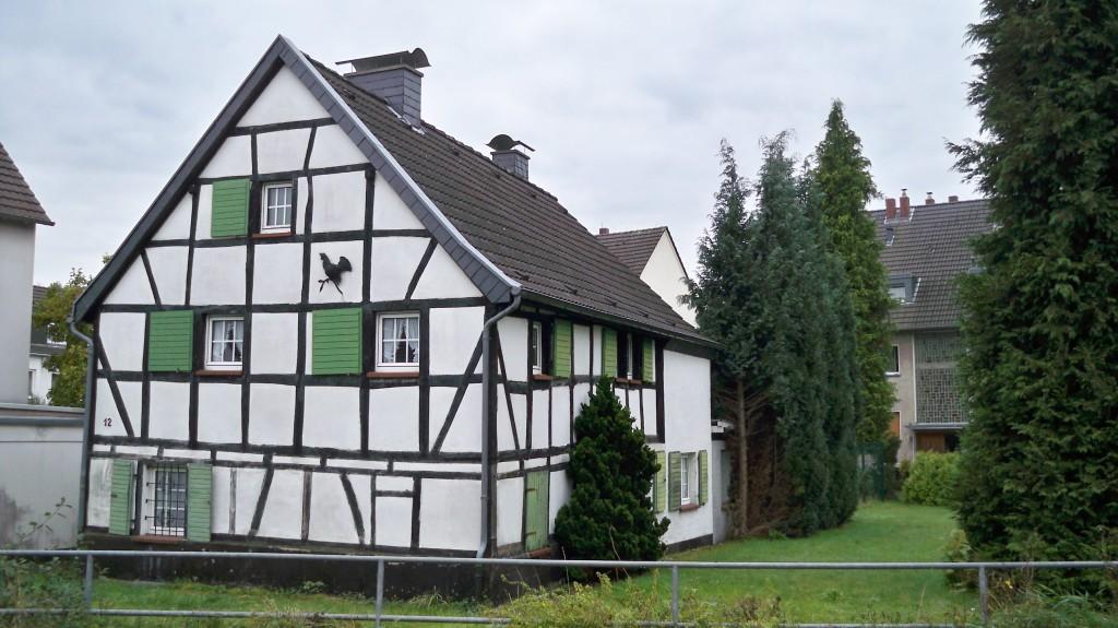 Märchensiedlung als Sehenswürdigkeit von Holweide © Landesblog NRW