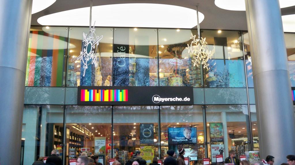 Mayersche Buchhandlung Köln Neumarkt