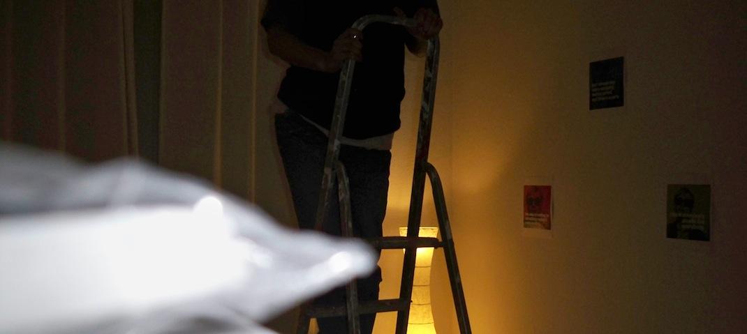 Deckenleuchte wechseln © Landesblog NRW
