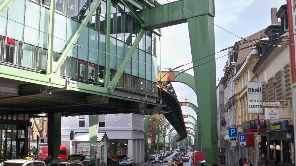 Bahnstation Wuppertal-Vohwinkel © Landesblog NRW