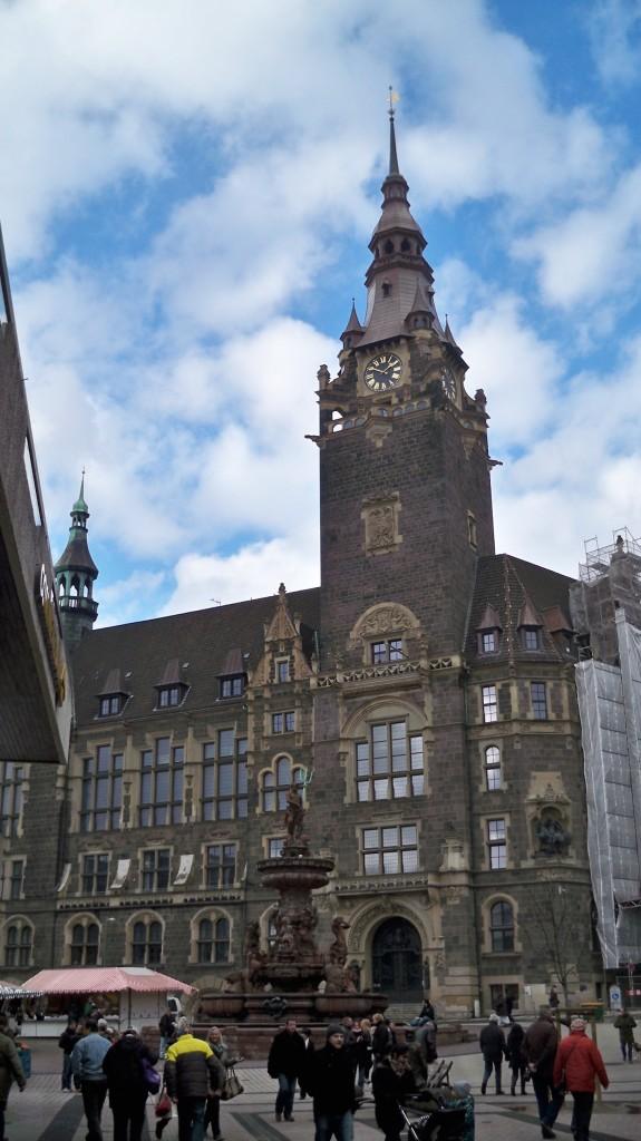 Elberfelder Rathaus Wuppertal © Landesblog NRW