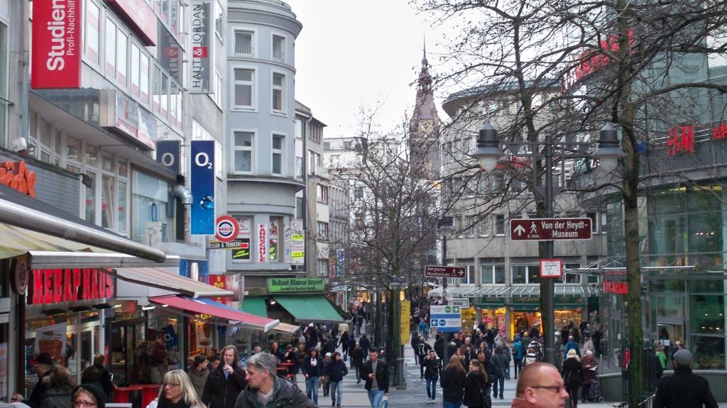 Innenstadt Wuppertal © Landesblog NRW