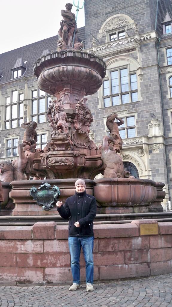 Jubiläumsbrunnen Wuppertal © Landesblog NRW
