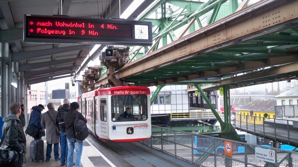 Station Oberbarmen Bahnhof © Landesblog NRW