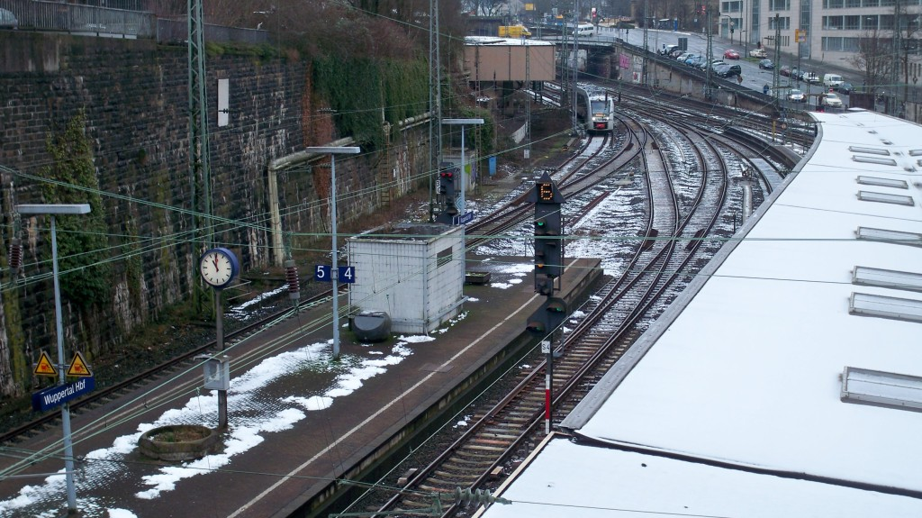 Wuppertal Hbf