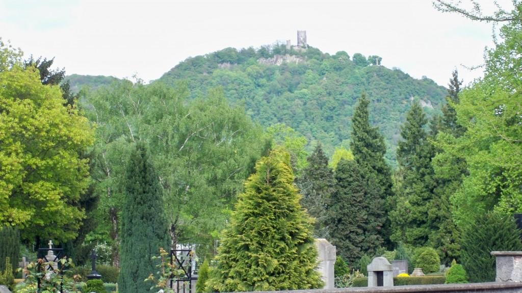 Die Godesburg bei Bad Godesberg © Landesblog NRW
