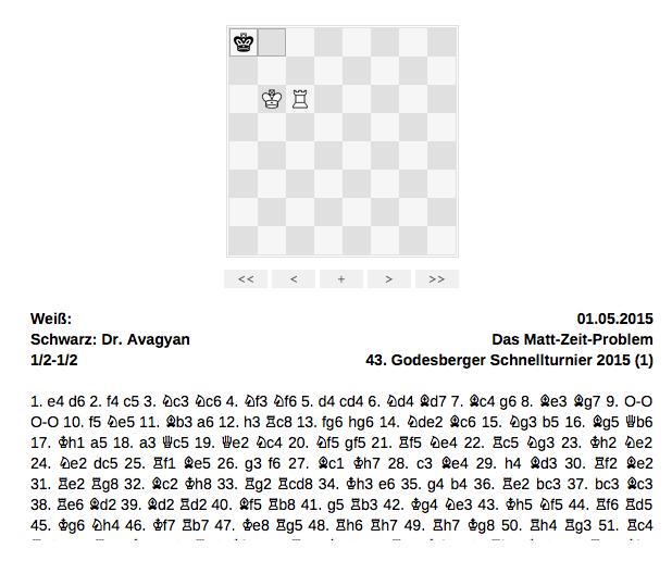 Schachproblem Regelwerk © 2015 Landesblog NRW