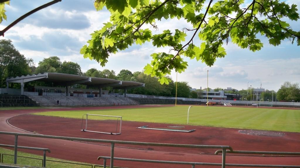 Sportpark Pennenfeld in Bonn Mehlem © 2015 Landesblog NRW