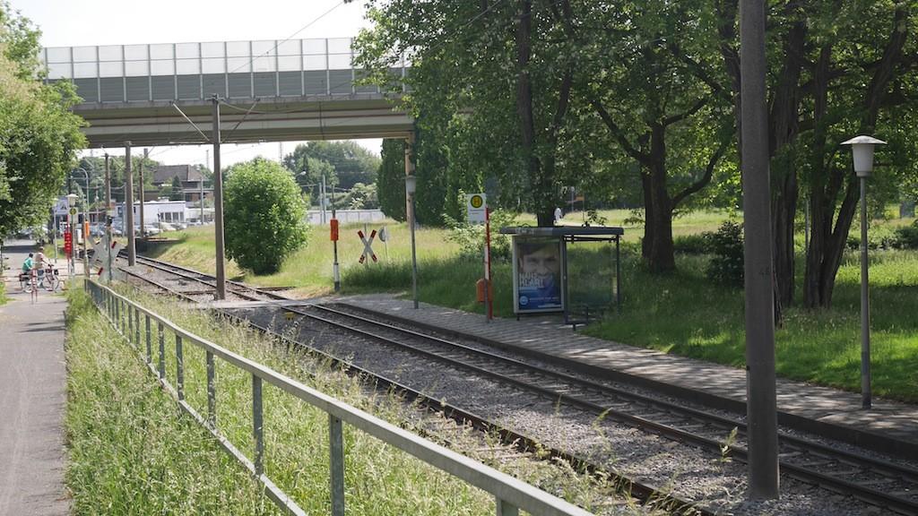 Haltestelle Rembertstraße in Krefeld © Landesblog NRW