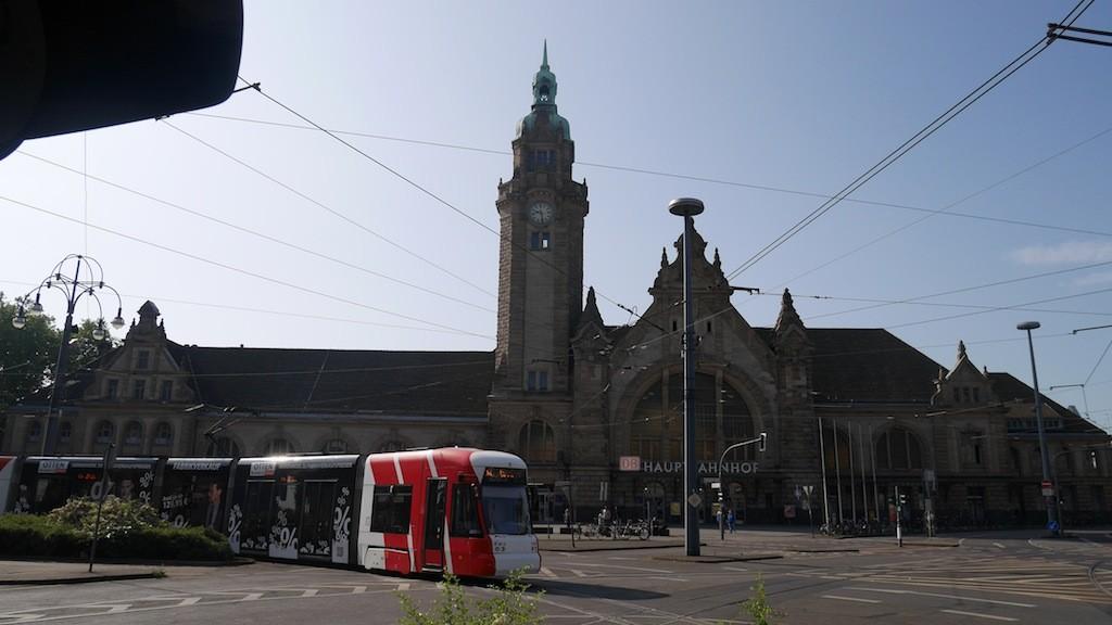 Krefeld Hauptbahnhof © Landesblog NRW