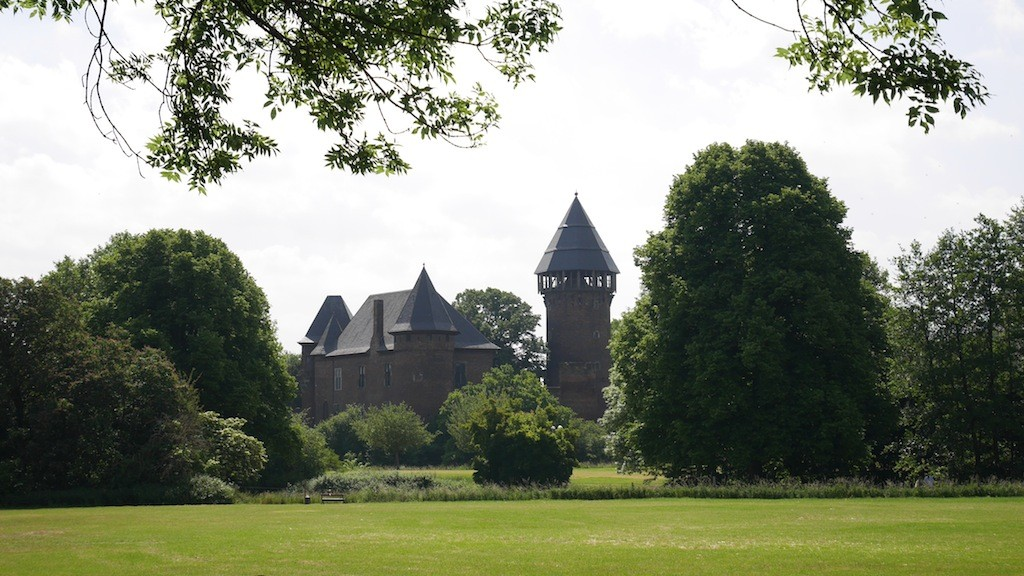 Museumszentrum Burg Linn in Krefeld © Landesblog NRW
