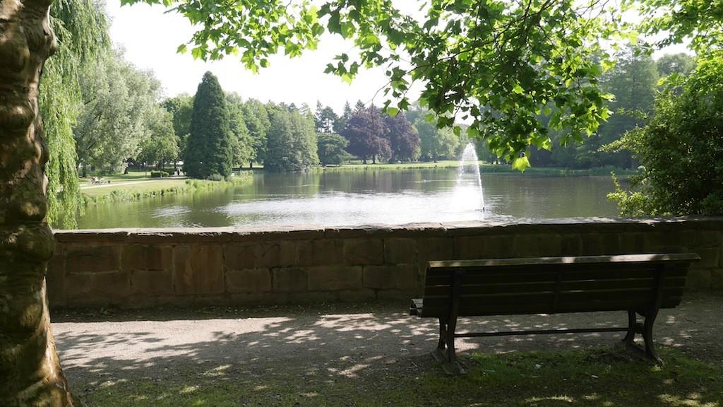 Schönwasserpark in Krefeld © Landesblog NRW