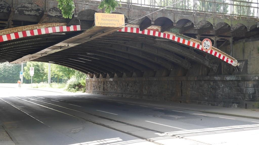 Tunnel unter der A57 bei Krefeld © Landesblog NRW