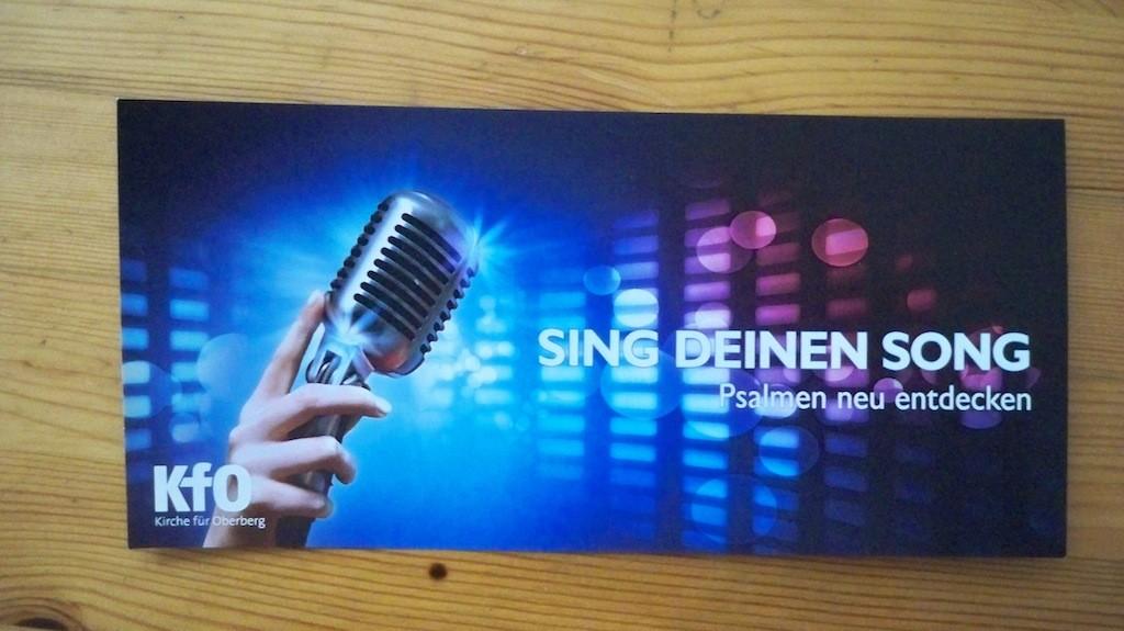 Gott im Radio - Gottesdienst in Gummersbach