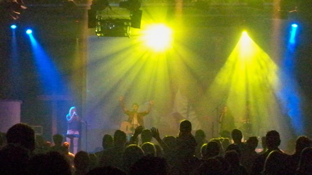 Musikalischer Gottesdienst der Kirche für Oberberg © Landesblog NRW