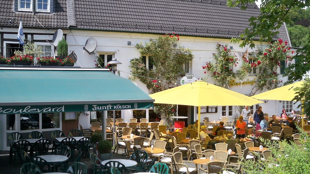 Restaurant Baumhof Gummersbach © Landesblog NRW