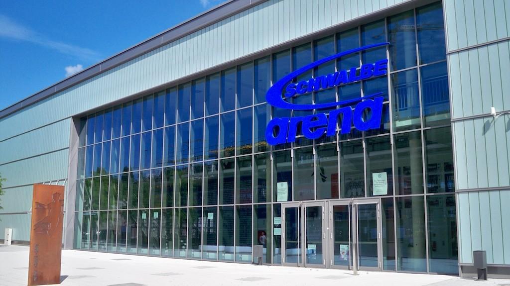 Schwalbe-Arena des VfL Gummersbach © Landesblog NRW