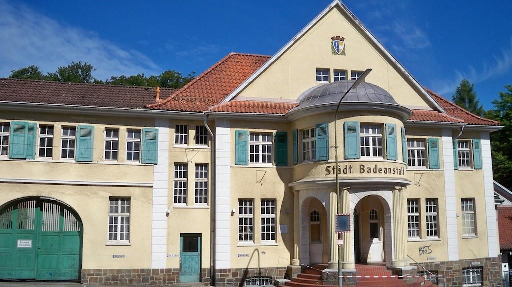 Städtische Badeanstalt Gummersbach © Landesblog NRW