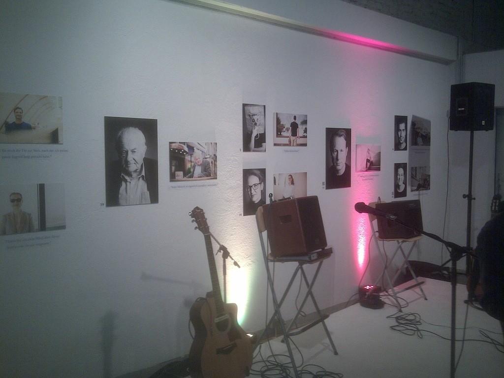 Ausstellung Gesichter Bonns von Beatrice Treydel