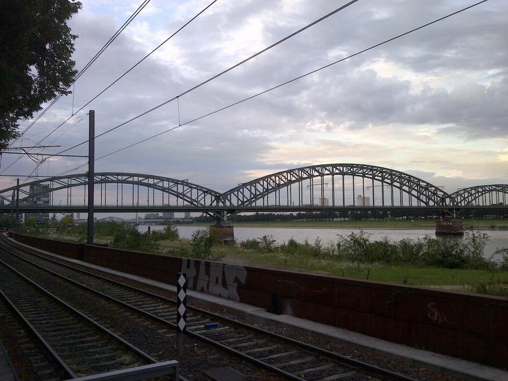 Südbrücke Köln © Landesblog NRW