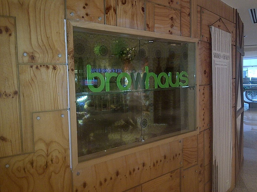 Brauhaus (Browhouse) in Singapur