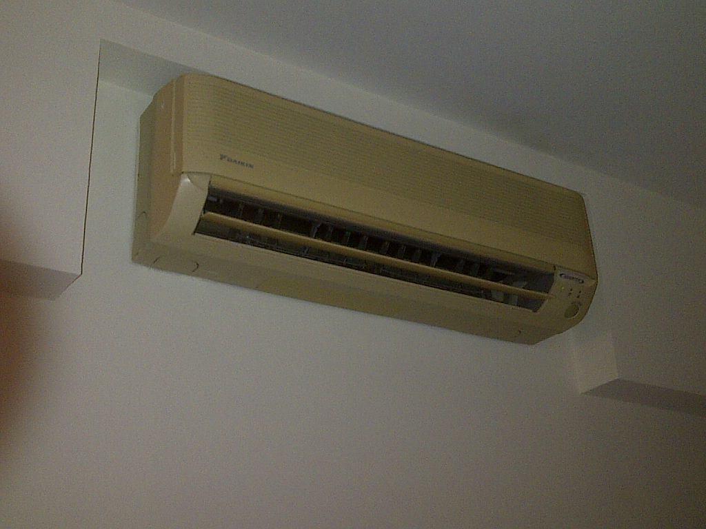 Häusliche Klimaanlage in Singapur (c) 2016 Thilo Goetze