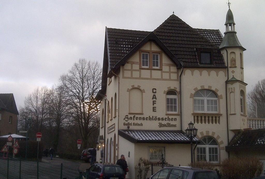 Cafe Hafenschlösschen © Thilo Götze 2016