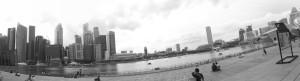 Marina Bay Panorama © Thilo Götze