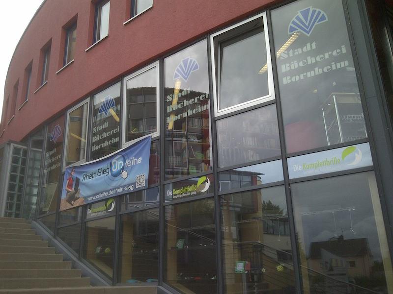 Bibliothek in Bornheim, Rheinland