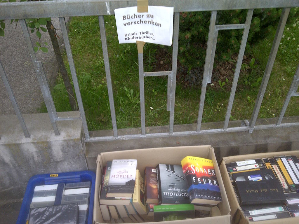 Bücherkiste in Bornheim