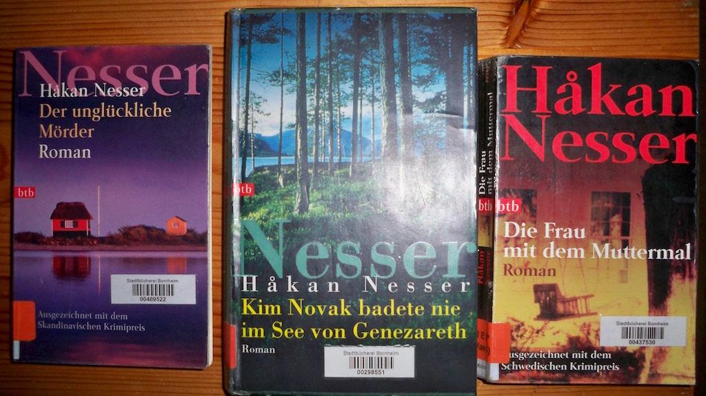 Hakan Nesser Bücher