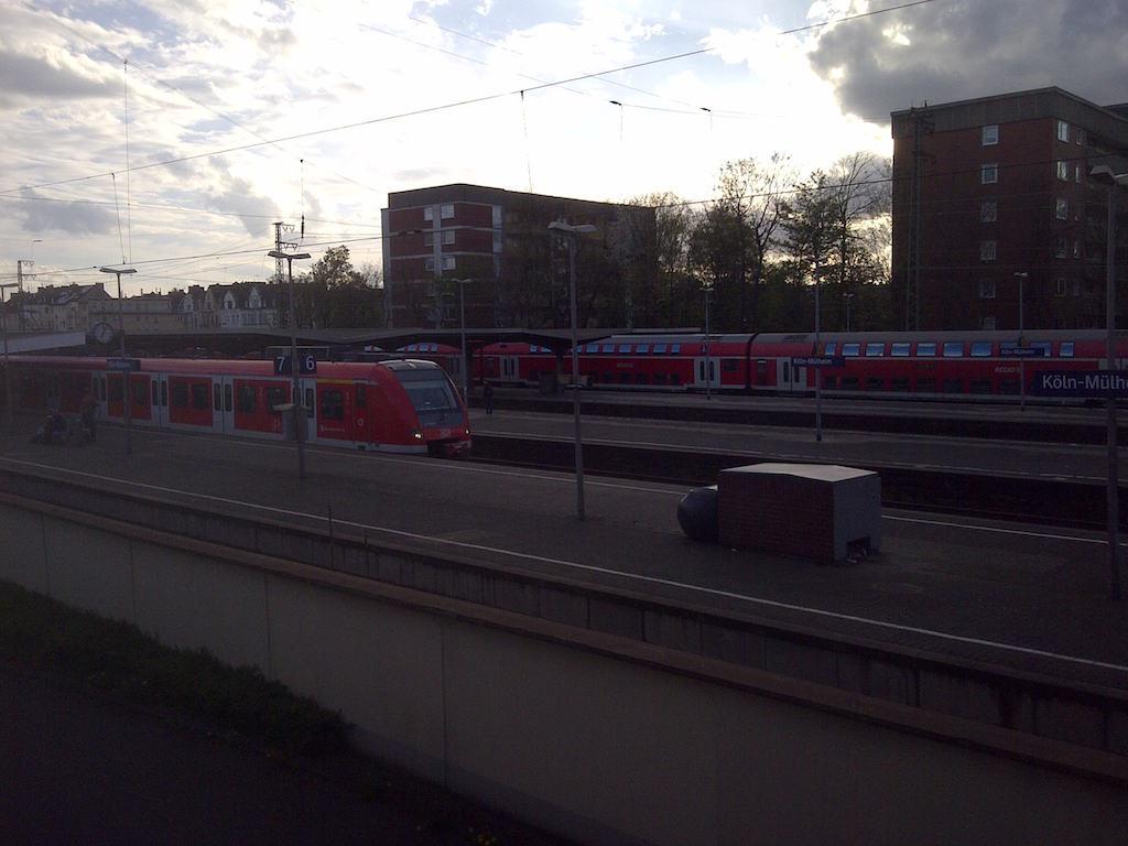 Köln-Mülheim Bahnhof