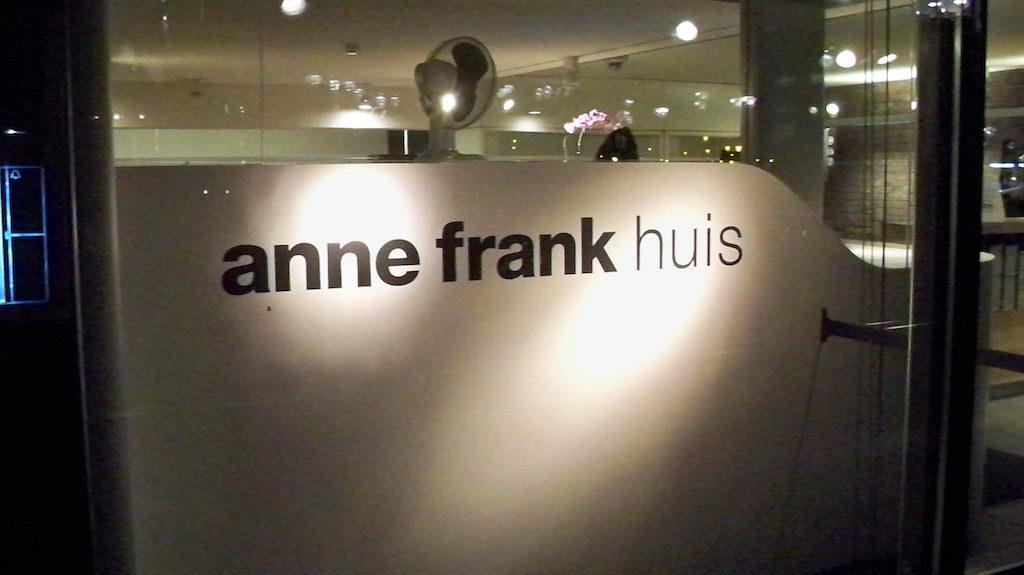 Anne-Frank-Huis in der Amsterdamer Prinsengracht 263