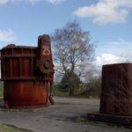 Auf der alten NATO-Raketenstation Hombroich