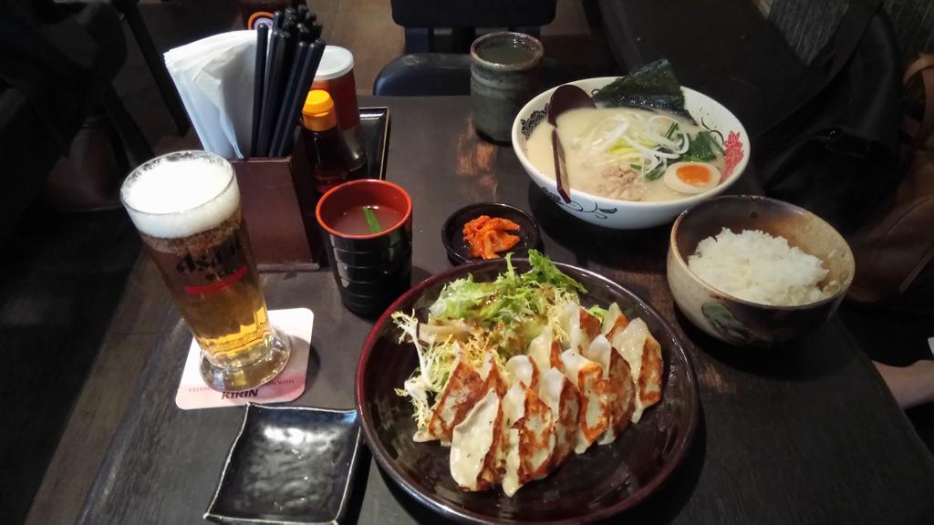 Japanisches Essen im Umaimon