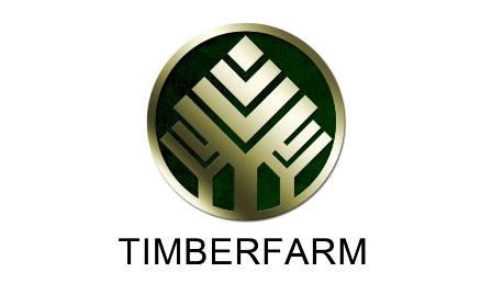 Logo der TIMBERFARM GmbH